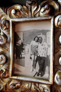John and Leona Lee Leone, Hoover Dam